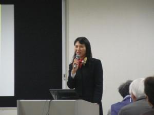 講師の来田先生です。