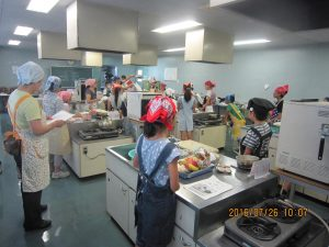 ①-1「エコ料理」説明